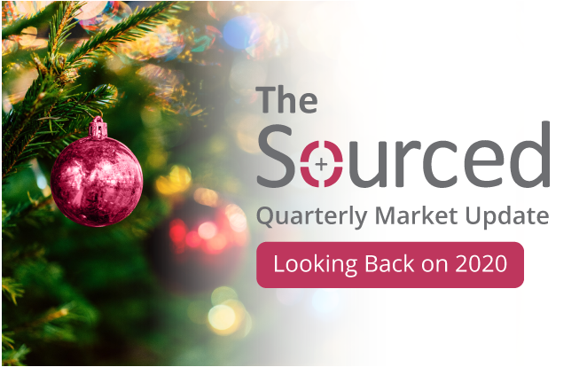 Sourced Quarterly Market Update – Looking Back on 2020