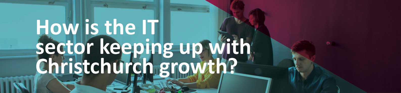 How is the IT sector keeping up with Christchurch growth? - Sourced Report March 2015