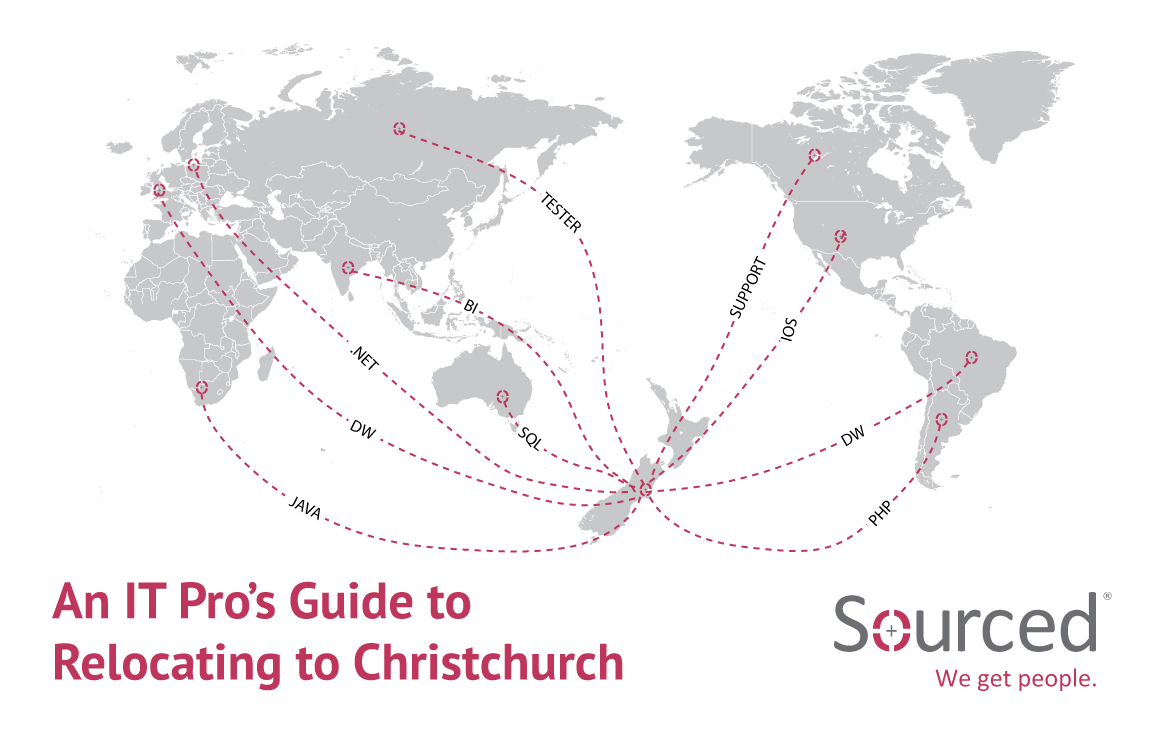 Christchurch has a lot to offer for IT professionals