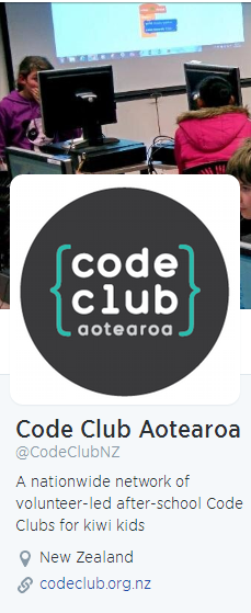 Check out CodeClubNZ | Sourced is the 1st official sponsor | student development