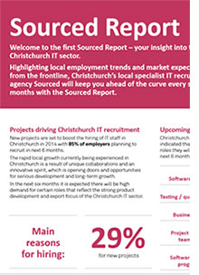 The Sourced Report 2013