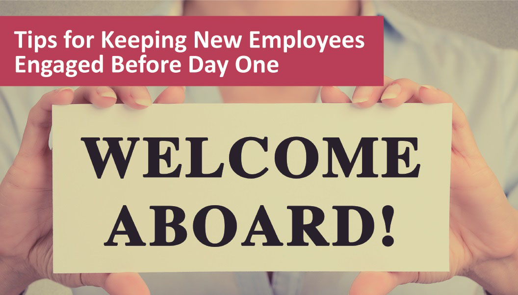 Keeping New Employees Engaged
