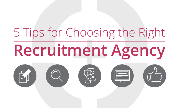 5 Tips for Choosing the Right Recruitment Agency | Sourced - Christchurch IT Recruitment