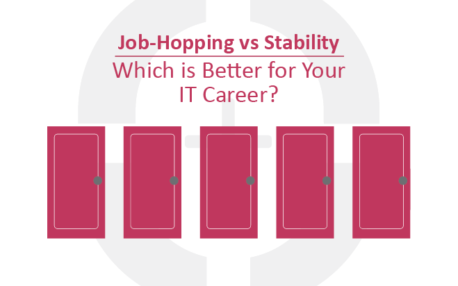 Job-hopping vs stability