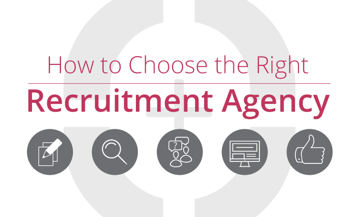 How to choose the right recruitment agency