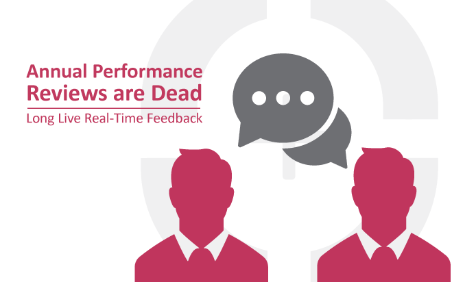 Performance Reviews are Dead